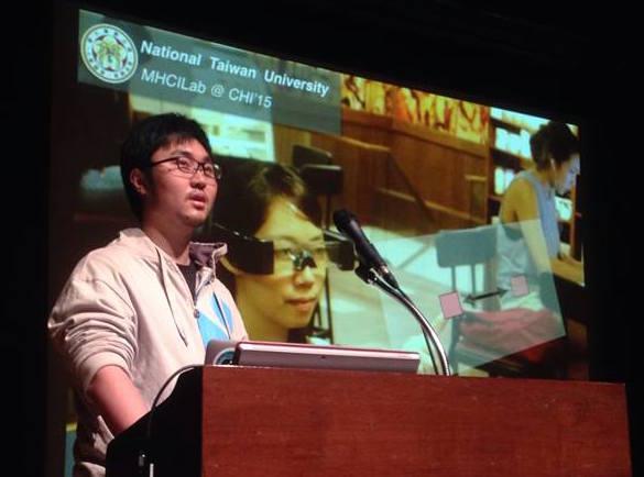 Presentation @CHI'15
